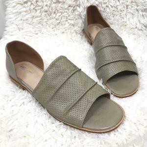 Mi.im Breeze Sandals Gray Size 10 New